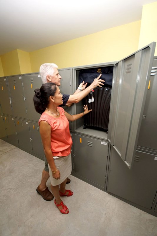 Locker Storage - Locker Storage